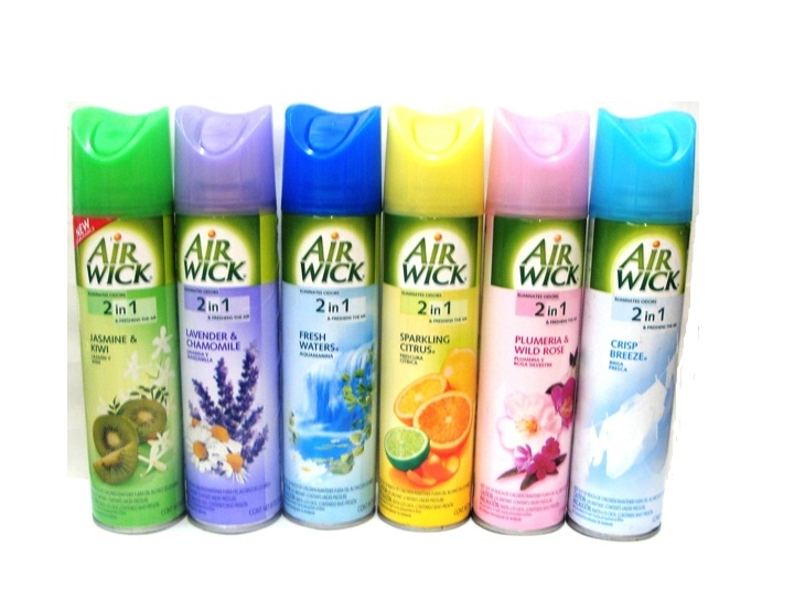 Air Wick Spray Coupons